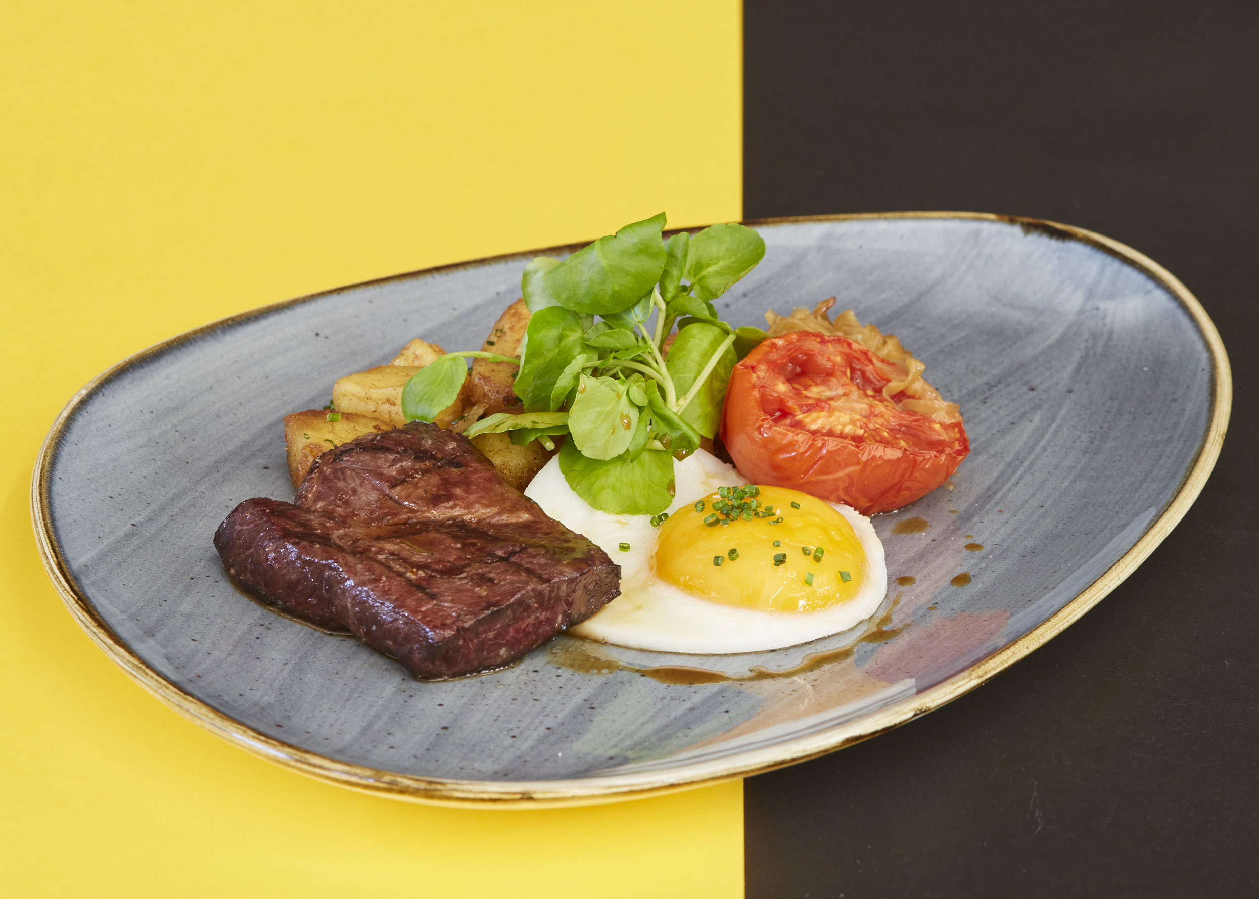 2020_02_12_Tate_Modern_Warhol_Brunch_egg_steak_45881