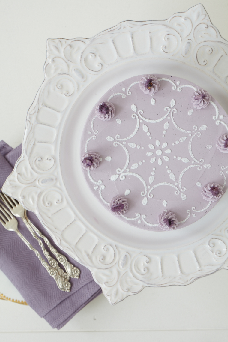 Layer Cakes_French Violet_23597