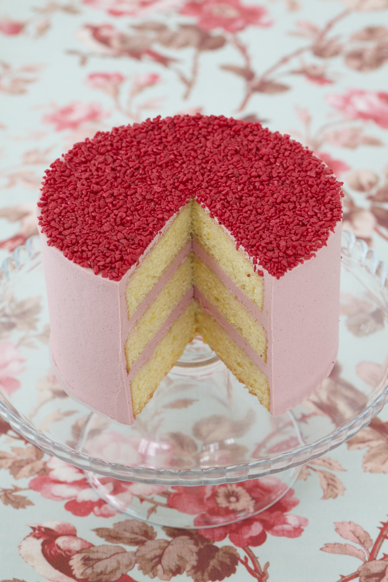 Layer Cakes_Lemon Raspberry and Rose_23375