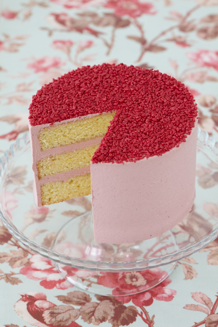 Layer Cakes_Lemon Raspberry and Rose_23378
