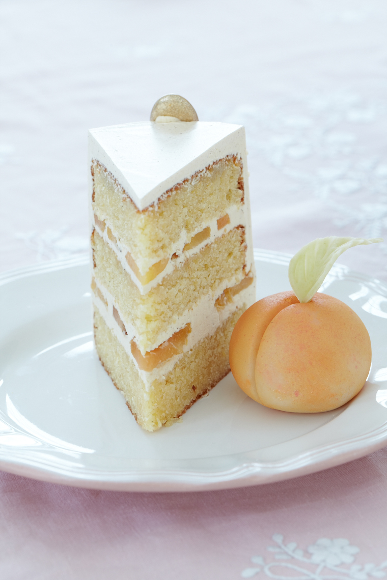 Layer Cakes_Peach and Almond 24547