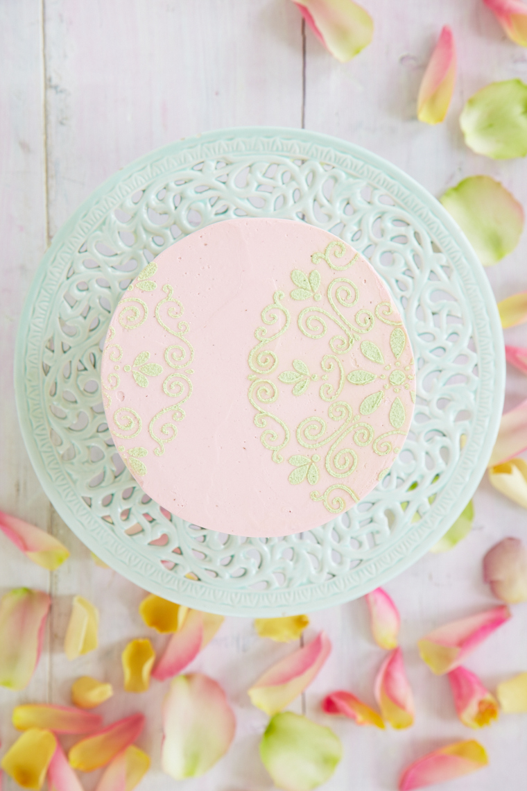 Layer Cakes_Pistachio Rose24385