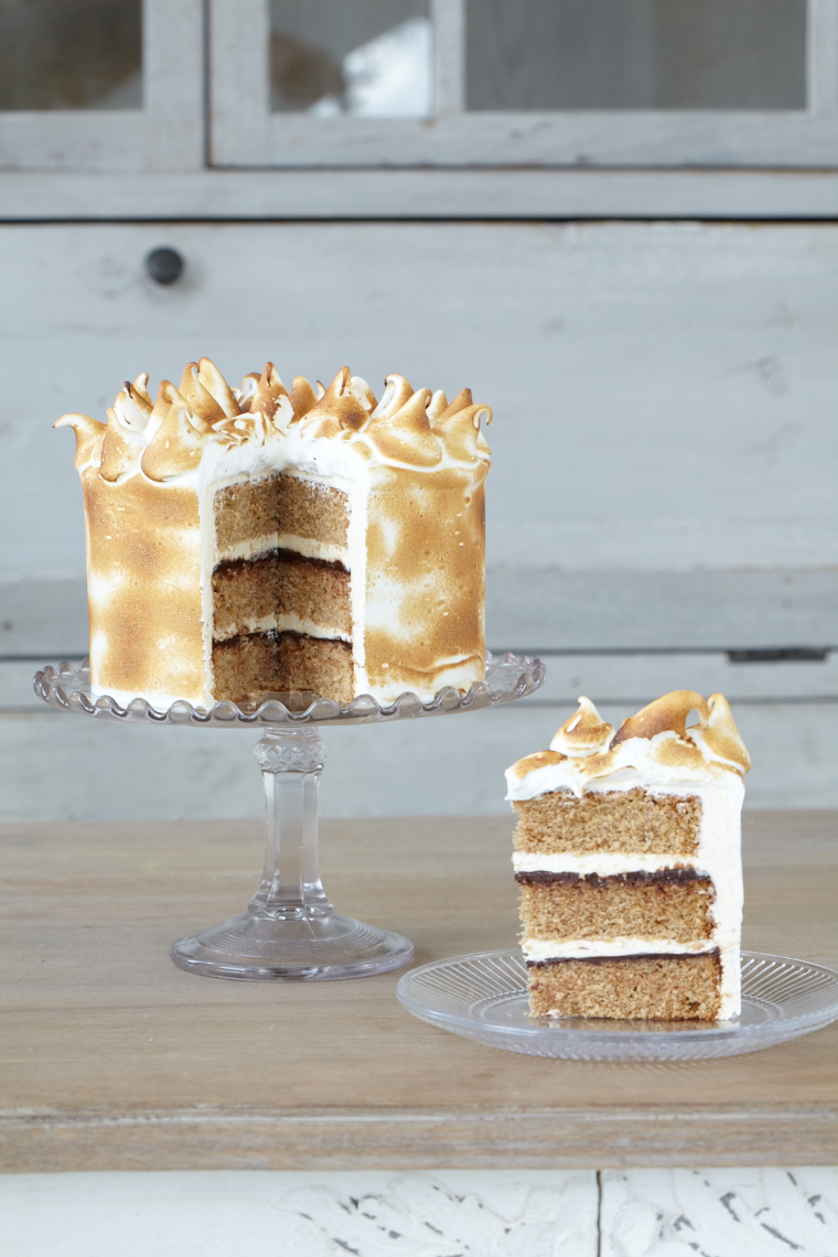 Layer Cakes_Smores Focus Cake 24718