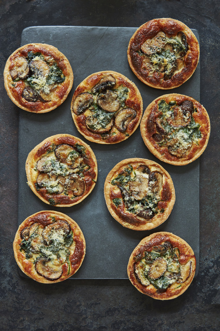 Mary_B_Family_Sunday_Lunches_Mushroom Tarts 2594